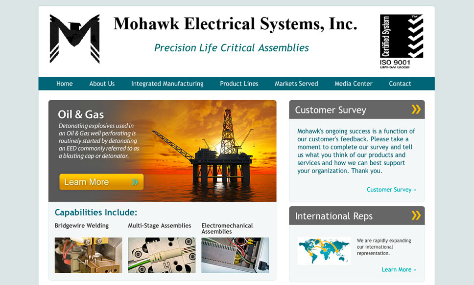 Mohawk Electrical Systems, Inc.
