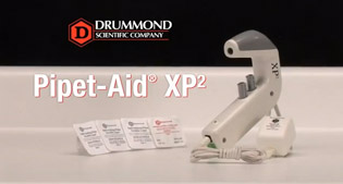 Drummond Portable Pipet-Aid XP2